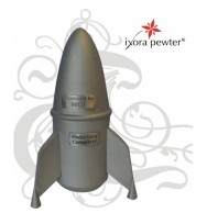 Pewter Trophy - ROCKET