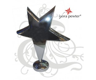 Pewter Trophy - Star